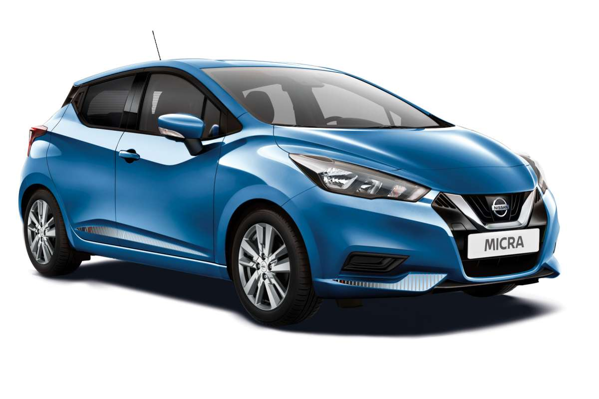 "Nissan Micra ""Made in France"" (2020) : et de 5 !"