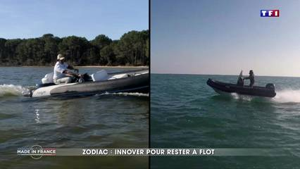 Made in France : Zodiac innove pour rester à flot